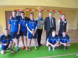 Vilniaus TVPMC komanda