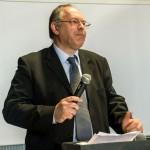 Tarybos pirmininkas A. Endzinas