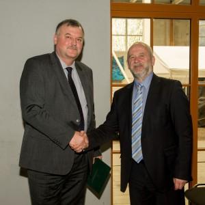 Įteikta Energetikos ministro padėka