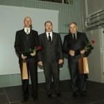 Apdovanoti Lietuvos Ministro Pirmininko padėka