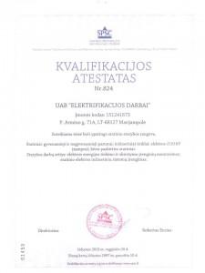 UAB Elektrifikacijos paslaugos