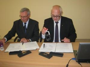 Sutarties pasirašymas