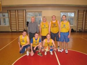 2014-11-15 Asociacijos komanda