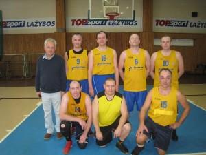 "UAB ""Indastrus"" komanda"